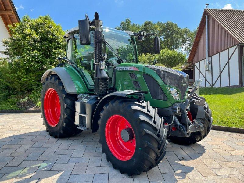 Traktor tipa Fendt 516 Vario SCR, Gebrauchtmaschine u Freudenberg (Slika 1)