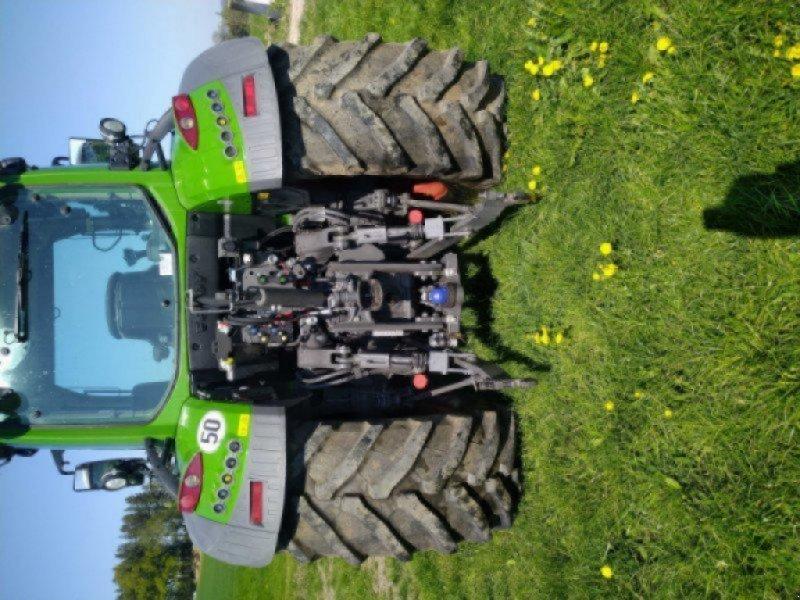 Traktor des Typs Fendt 516 Vario SCR, Gebrauchtmaschine in Ottobeuren (Bild 2)