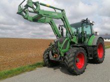 Traktor typu Fendt 516 Vario SCR, Gebrauchtmaschine v Hohenthann (Obrázok 1)
