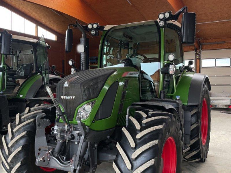 Traktor типа Fendt 516 Vario SCR, Gebrauchtmaschine в Schmallenberg (Фотография 1)