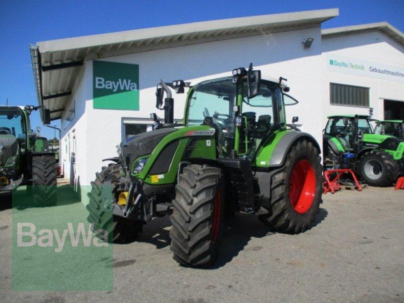 Traktor des Typs Fendt 516 Vario TMS Profi, Gebrauchtmaschine in Schönau b.Tuntenhausen (Bild 1)