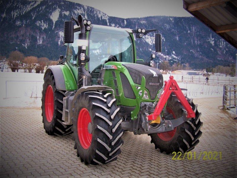 Traktor des Typs Fendt 516 Vario TMS Profi, Gebrauchtmaschine in Murnau (Bild 1)