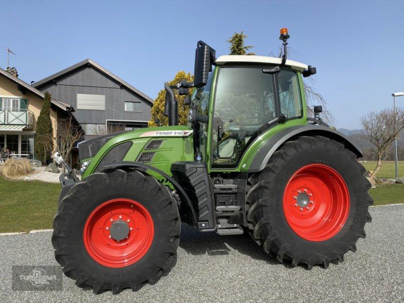 Traktor des Typs Fendt 516 Vario, Gebrauchtmaschine in Rankweil (Bild 1)
