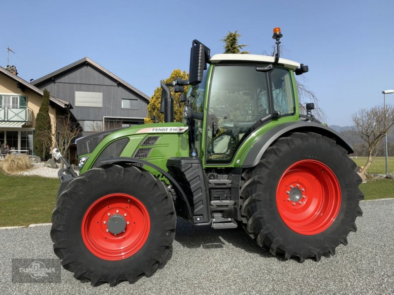 Traktor tipa Fendt 516 Vario, Gebrauchtmaschine u Rankweil (Slika 1)