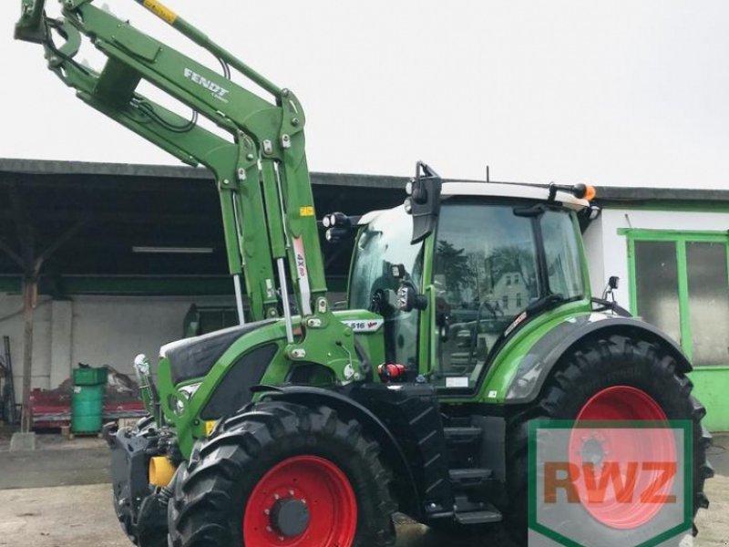 Traktor des Typs Fendt 516 Vario, Vorführmaschine in Hermeskeil (Bild 3)