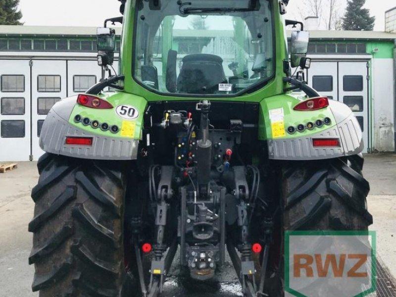 Traktor des Typs Fendt 516 Vario, Vorführmaschine in Hermeskeil (Bild 5)