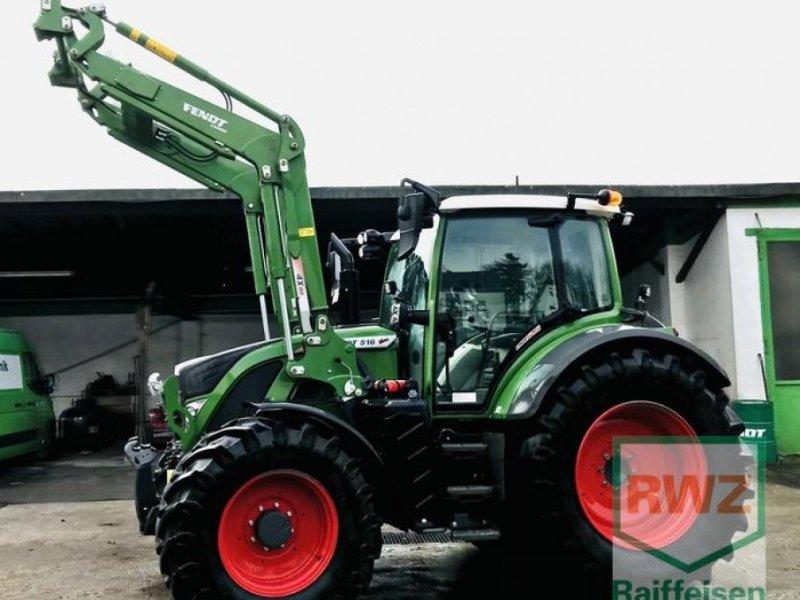 Traktor des Typs Fendt 516 Vario, Vorführmaschine in Hermeskeil (Bild 4)