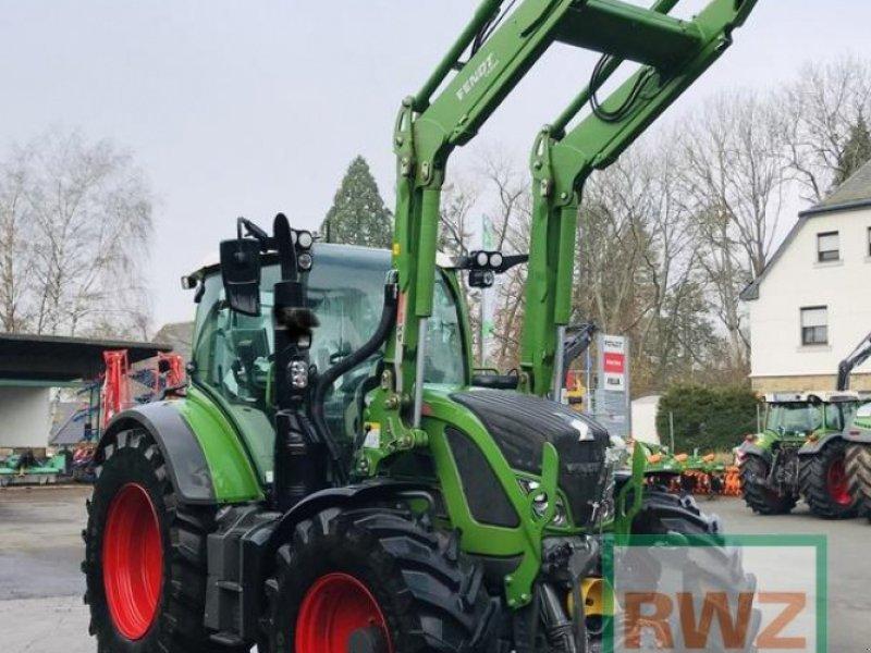 Traktor des Typs Fendt 516 Vario, Vorführmaschine in Hermeskeil (Bild 2)
