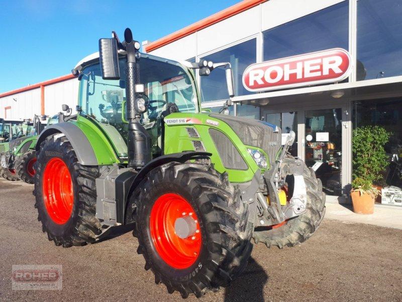 Traktor типа Fendt 516 Vario, Vorführmaschine в Wieselburg Land (Фотография 1)