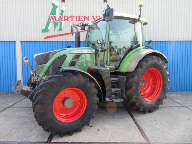 Traktor типа Fendt 516 vario, Gebrauchtmaschine в Joure (Фотография 1)