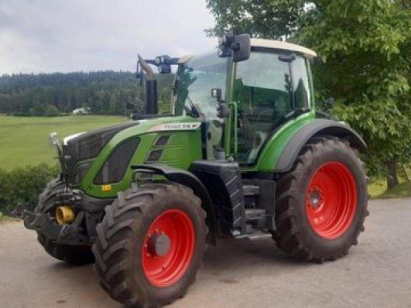 Traktor типа Fendt 516 vario, Gebrauchtmaschine в HARTBERG (Фотография 1)