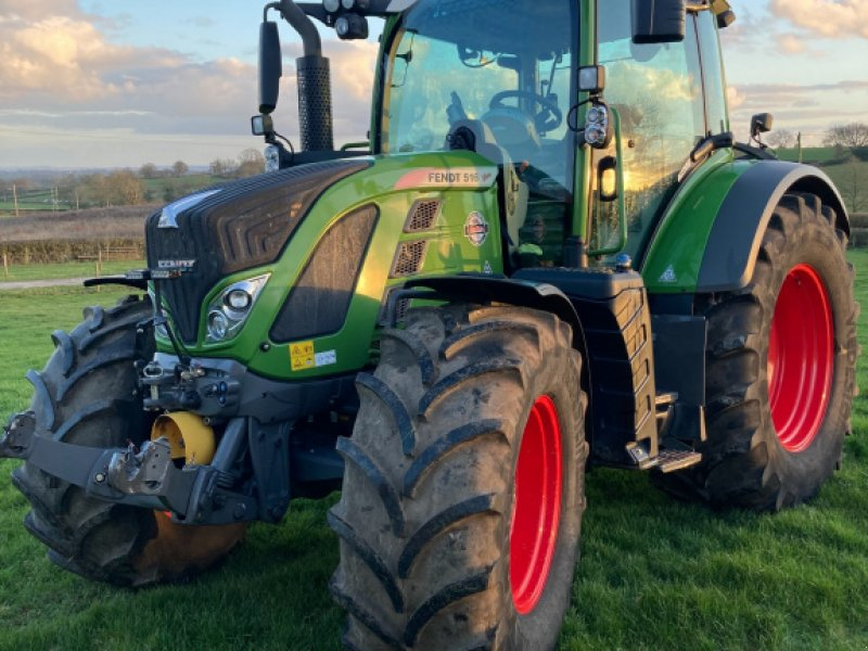 Traktor tip Fendt 516 Vario, Gebrauchtmaschine in Grantham (Poză 1)