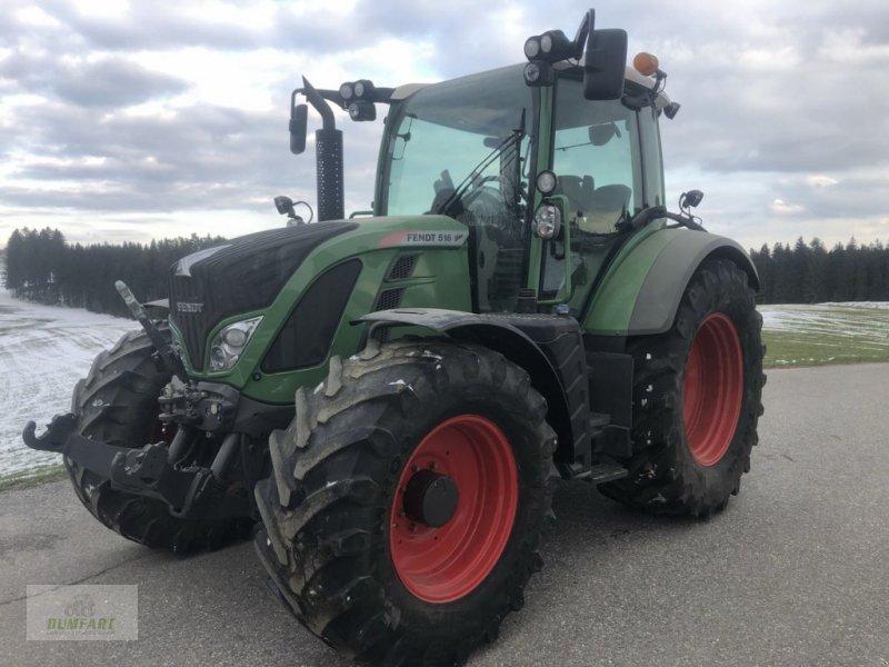 Traktor des Typs Fendt 516 Vario, Gebrauchtmaschine in Bad Leonfelden (Bild 1)