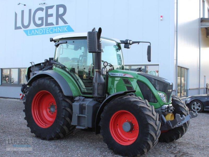 Traktor des Typs Fendt 516 Vario, Gebrauchtmaschine in Niederkappel (Bild 1)