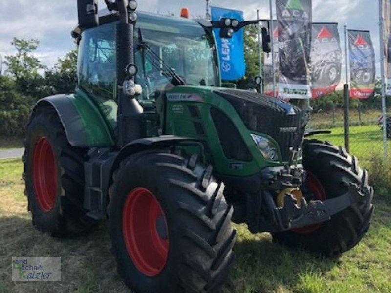 Traktor типа Fendt 516 Vario, Gebrauchtmaschine в Deutsch-Wagram (Фотография 1)