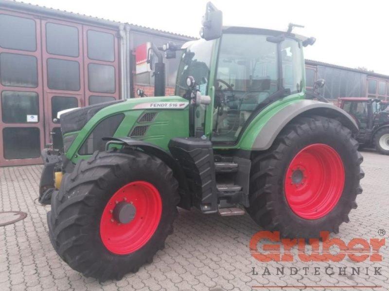 Traktor типа Fendt 516 Vario, Gebrauchtmaschine в Ampfing (Фотография 1)
