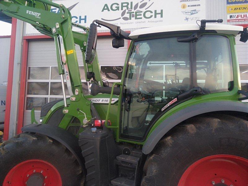 Traktor типа Fendt 516 Vario, Gebrauchtmaschine в Obergösgen (Фотография 1)