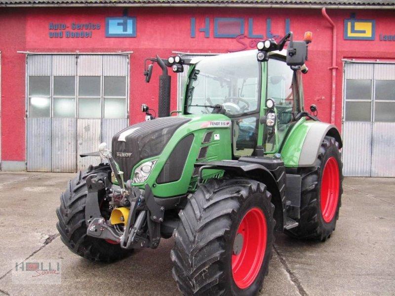 Traktor des Typs Fendt 516 Vario, Gebrauchtmaschine in Niederneukirchen (Bild 1)