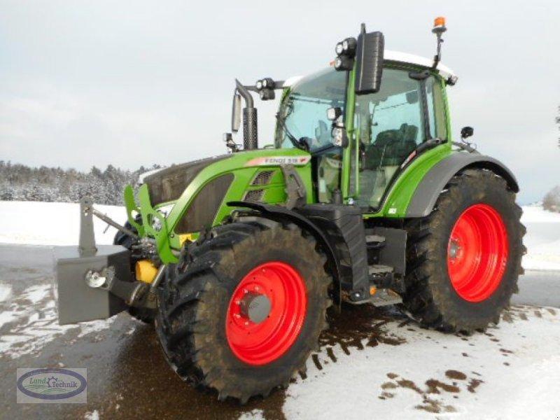 Traktor des Typs Fendt 516 Vario, Gebrauchtmaschine in Münzkirchen (Bild 1)