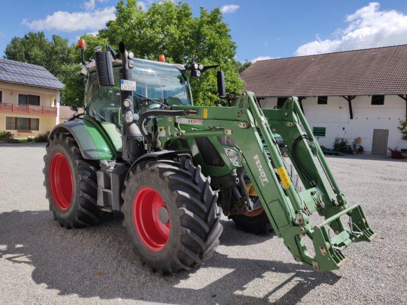 Traktor des Typs Fendt 516 Vario, Gebrauchtmaschine in Rotthalmünster (Bild 1)