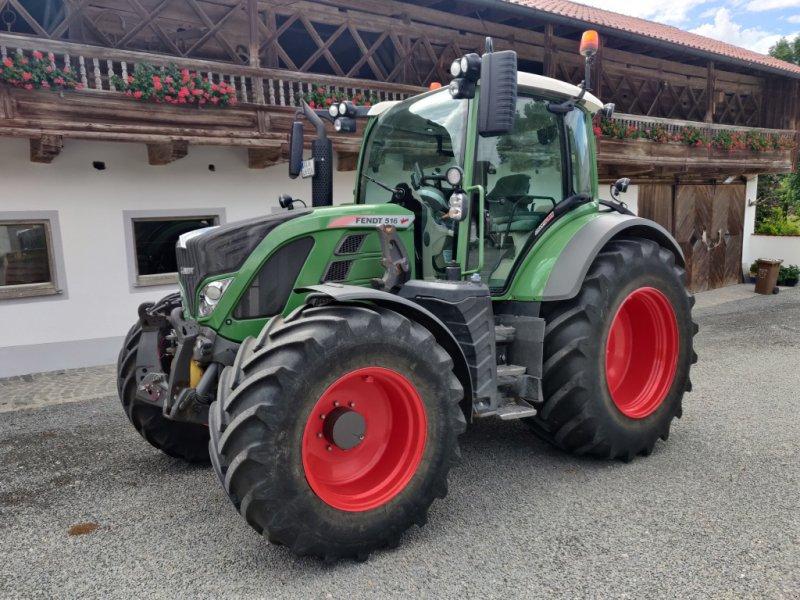 Traktor des Typs Fendt 516 Vario, Gebrauchtmaschine in Rotthalmünster (Bild 2)