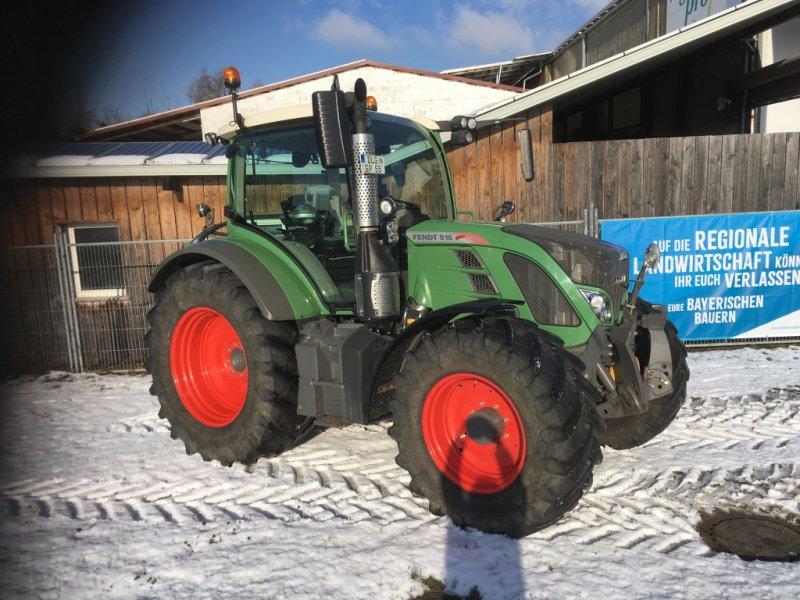 Traktor des Typs Fendt 516 Vario, Gebrauchtmaschine in Offingen (Bild 1)