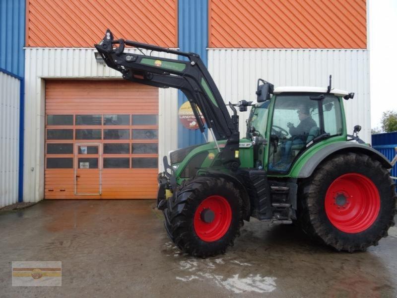 Traktor des Typs Fendt 516, Gebrauchtmaschine in Böklund (Bild 1)