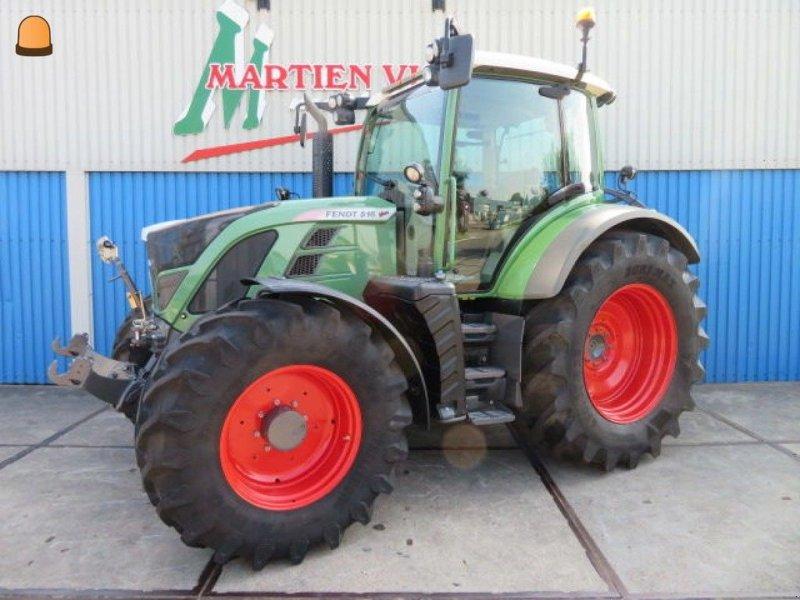 Traktor tipa Fendt 516, Gebrauchtmaschine u Zoetermeer (Slika 1)