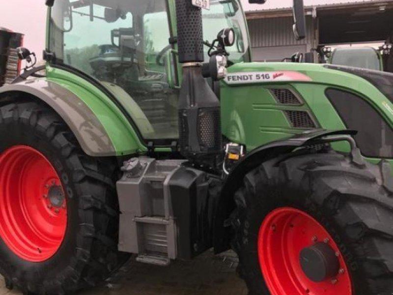 Traktor типа Fendt 516, Gebrauchtmaschine в Pfullendorf (Фотография 1)