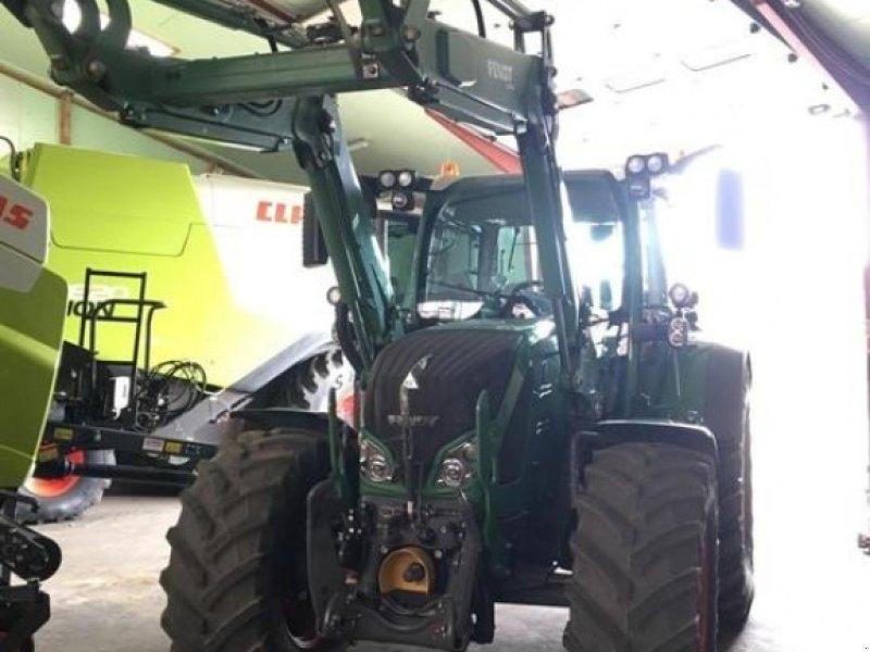 Traktor des Typs Fendt 516Vo Vario ProfiPlus, Gebrauchtmaschine in Süderlügum (Bild 4)