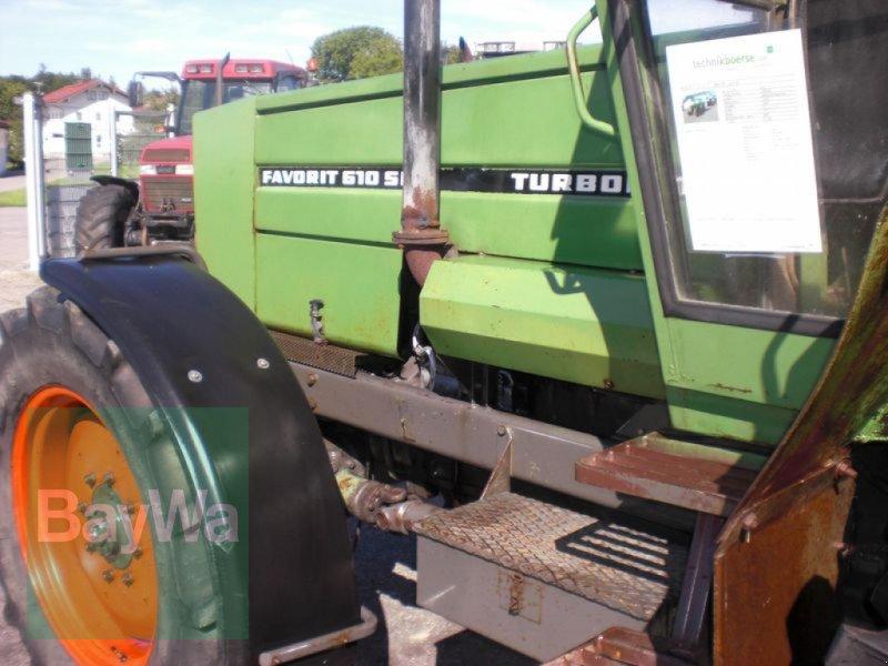 Traktor des Typs Fendt 610 LS   # 107, Gebrauchtmaschine in Schönau b.Tuntenhaus (Bild 6)