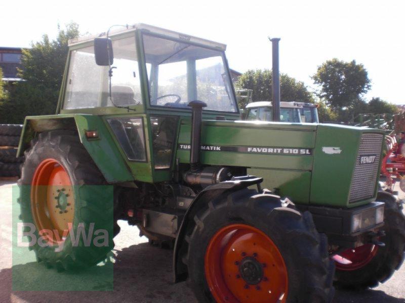 Traktor des Typs Fendt 610 LS   # 107, Gebrauchtmaschine in Schönau b.Tuntenhaus (Bild 2)