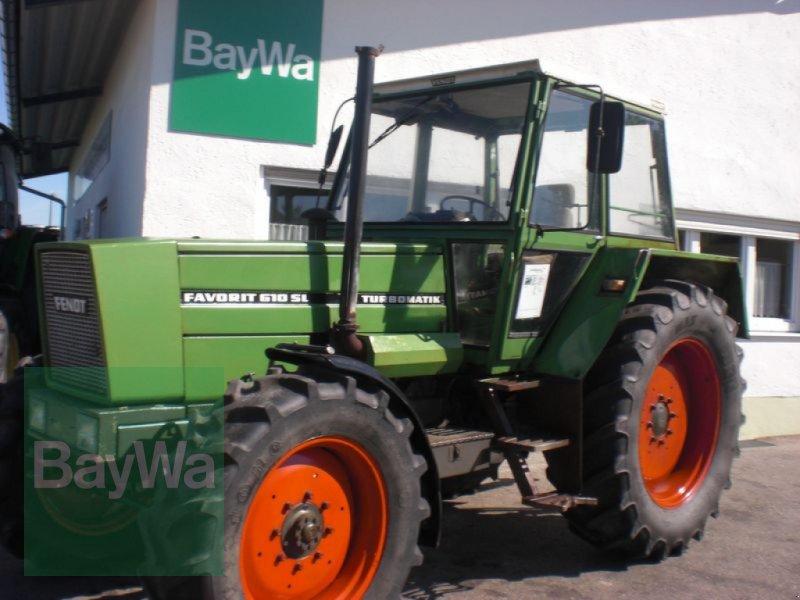 Traktor des Typs Fendt 610 LS   # 107, Gebrauchtmaschine in Schönau b.Tuntenhaus (Bild 1)