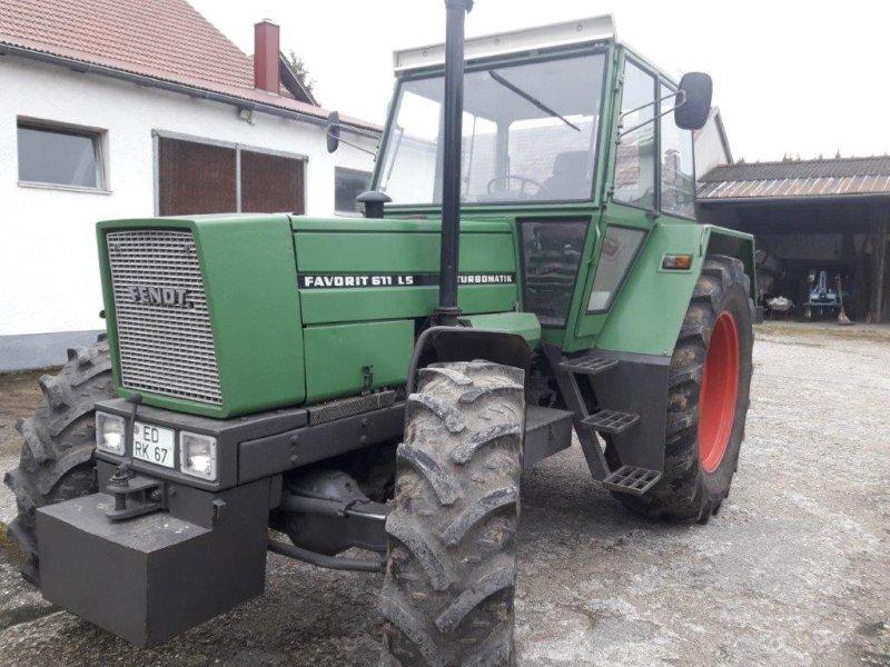 Traktor του τύπου Fendt 611 LS, Gebrauchtmaschine σε Erding (Φωτογραφία 1)
