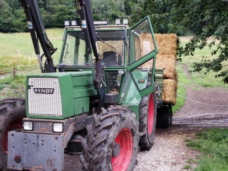 Traktor des Typs Fendt 611 LS, Gebrauchtmaschine in Stans (Bild 1)