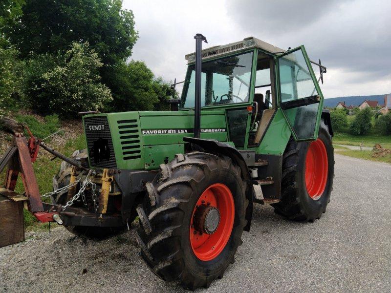 Traktor des Typs Fendt 611 LSA, Gebrauchtmaschine in Aalen (Bild 1)