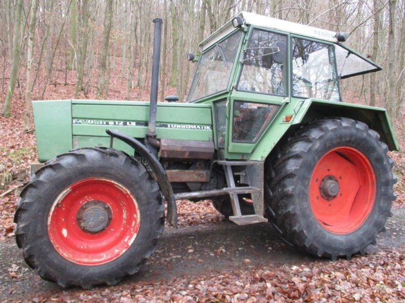 Traktor des Typs Fendt 612 LS, Gebrauchtmaschine in Knüllwald (Bild 1)