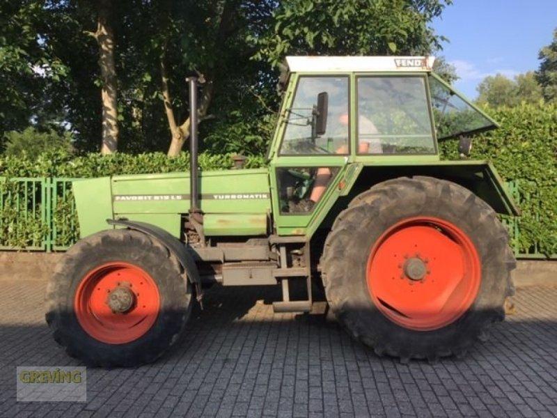 Traktor des Typs Fendt 612 LS, Gebrauchtmaschine in Kevelaer (Bild 1)