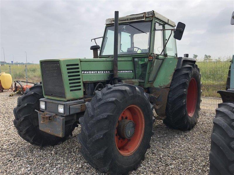 Traktor des Typs Fendt 612 LSA Favorit, Gebrauchtmaschine in Rødekro (Bild 1)