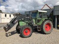 Fendt 612 Med Frontlæsser Traktor