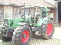 Fendt 614 LSA Traktor