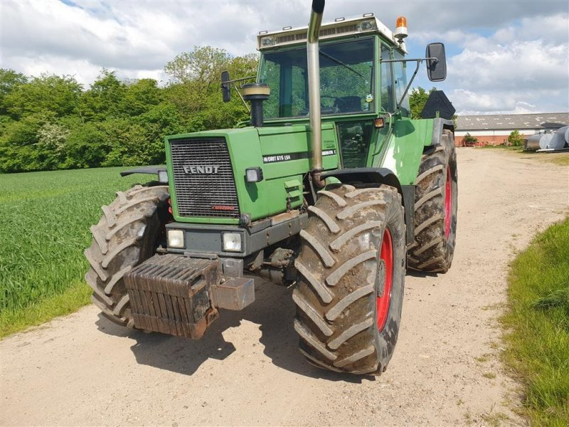 Traktor tip Fendt 615 LSA Turbomatic Dobbelt kommando, Gebrauchtmaschine in Skive (Poză 1)