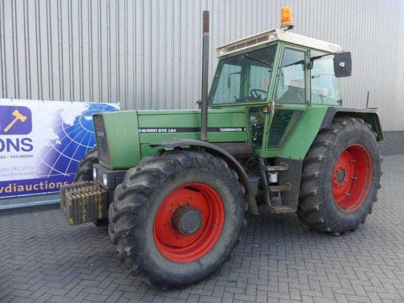 Traktor a típus Fendt 615 LSA, Gebrauchtmaschine ekkor: Deurne (Kép 1)
