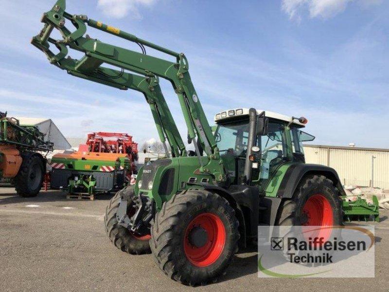 Traktor des Typs Fendt 712 Vario TMS, Gebrauchtmaschine in Bad Oldesloe (Bild 1)