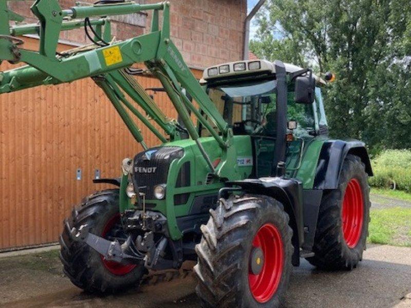 Traktor des Typs Fendt 712 Vario TMS, Gebrauchtmaschine in Homberg/Efze (Bild 1)