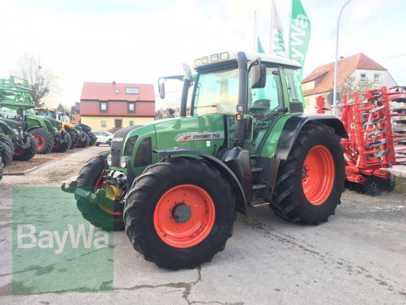 Traktor des Typs Fendt 712 Vario ***Vollausstattung***, Gebrauchtmaschine in Dinkelsbühl (Bild 1)