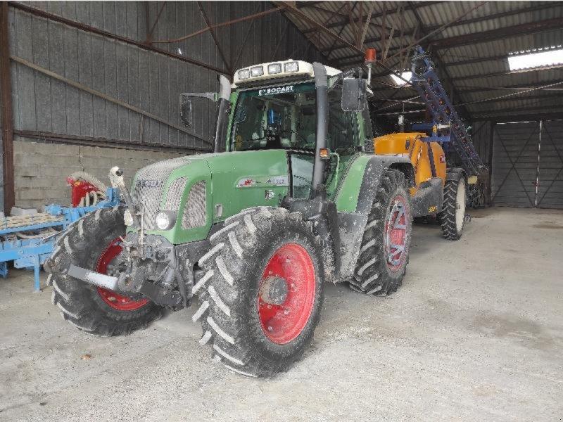 Traktor типа Fendt 712 VARIO, Gebrauchtmaschine в Chauvoncourt (Фотография 1)