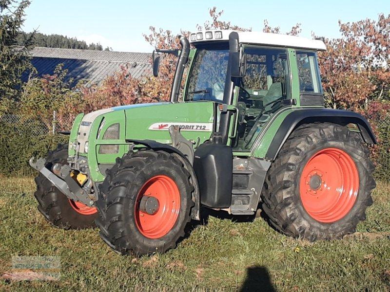 Traktor des Typs Fendt 712 Vario, Gebrauchtmaschine in Calw  (Bild 1)