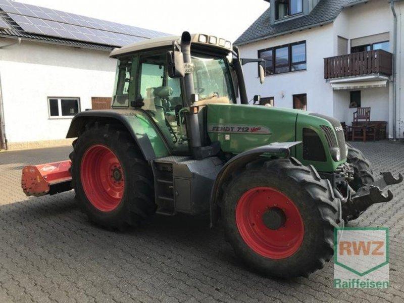 Traktor des Typs Fendt 712 Vario, Gebrauchtmaschine in Diez (Bild 1)
