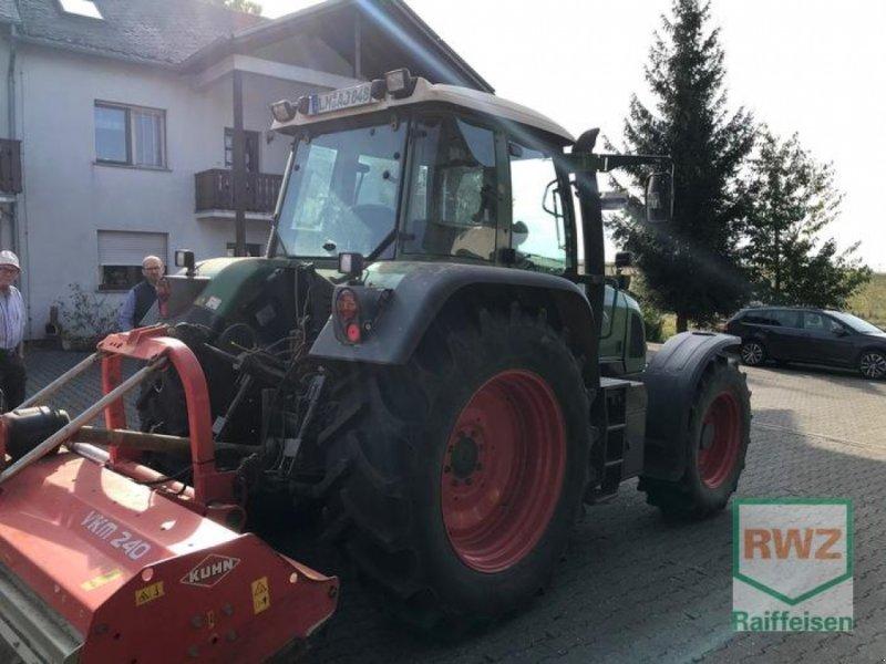 Traktor des Typs Fendt 712 Vario, Gebrauchtmaschine in Diez (Bild 2)